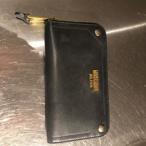 Moschino Wallet- like new